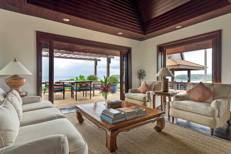 Villa Baan Hen Living Areas