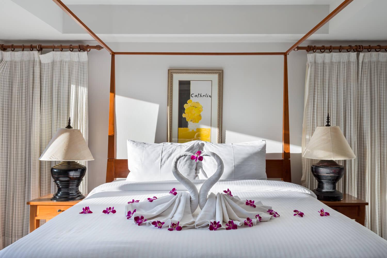 Villa Baan Hen King Size Bed
