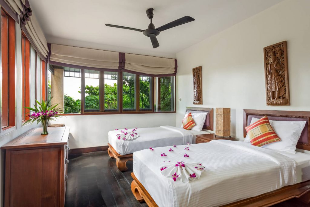 Villa Baan Hen Bedroom